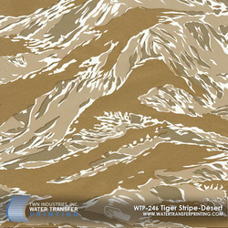 WTP-246 Tiger Stripe-Desert