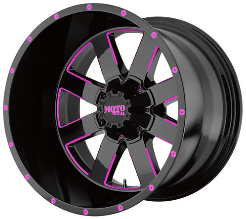 MOTO METAL MO962 PURPLE TRANSLUCENT