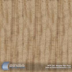 WTP-341 Maple Flip-Flop