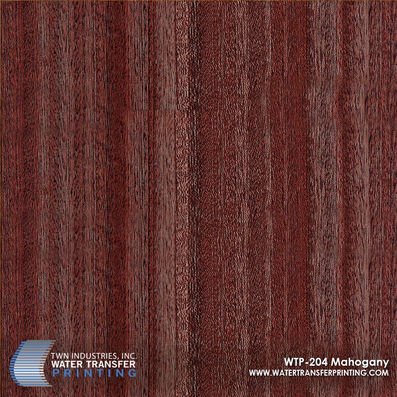 WTP-204 Mahogany