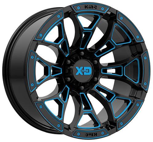 XD841 BONEYARD LIGHT BLUE TRANSLUCENT