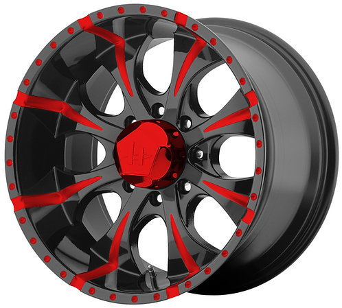 HE791 RED TRANSLUCENT STYLE 2