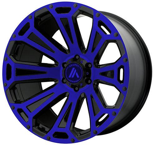 AB813 CLEAVER BLUE TRANSLUCENT