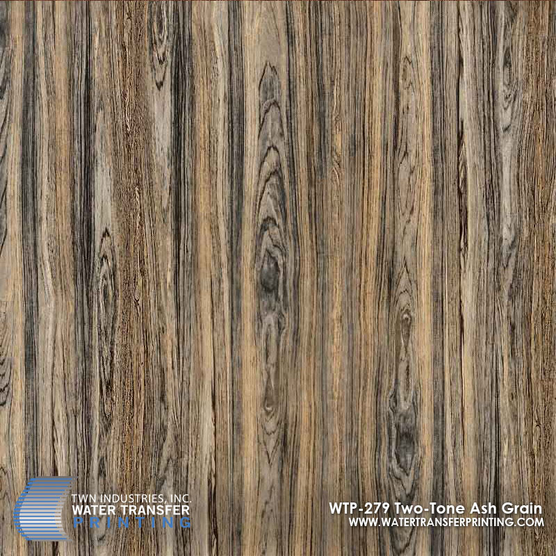WTP-279 Two-Tone Ash Grain