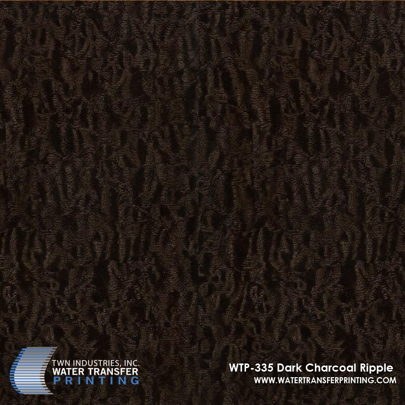 WTP-335 Dark Charcoal Ripple