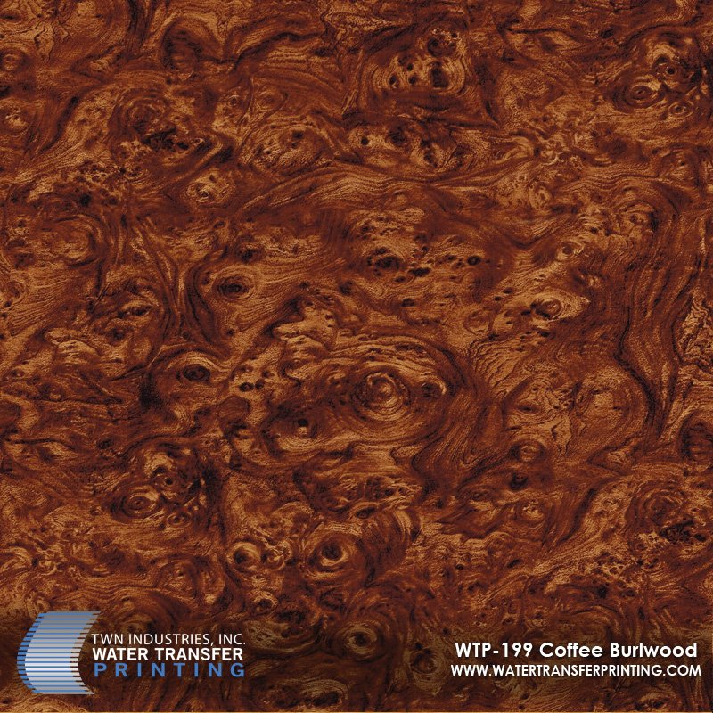 WTP-199 Coffee Burlwood
