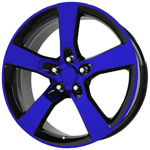 PR125 BLUE TRANSLUCENT