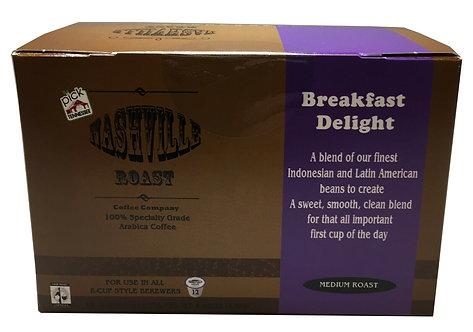 Nashville Roast Coffee Company Breakfast Delight, 12Pk K-Cups