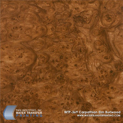 WTP-369 Carpathian Elm Burlwood