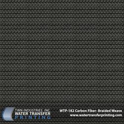 WTP-182_Carbon_Fiber_Braided_Weave
