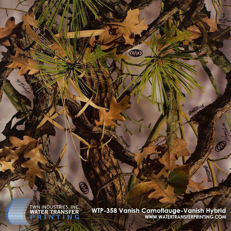 WTP-358 Vanish Camoflauge-Vanish Hybrid