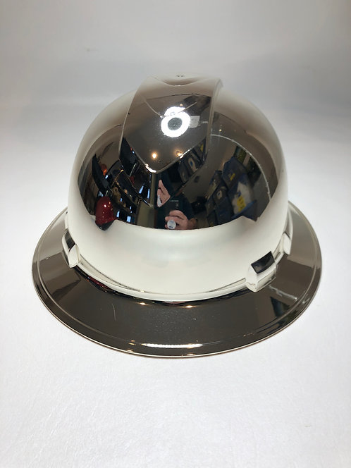 Hard Hat Chrome Full Brim Ridgeline