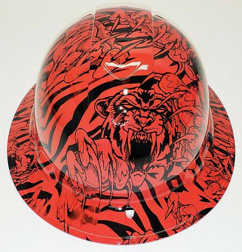 Red King Tiger Ridgeline Full Brim