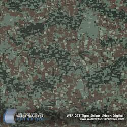 WTP-275 Tiger Stripe-Urban Digtial