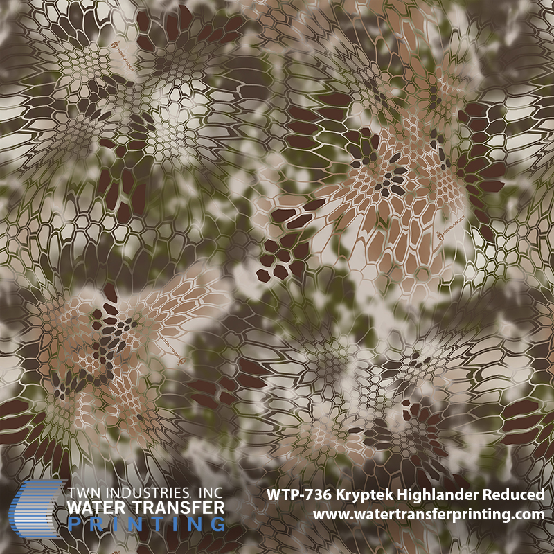 WTP-736 Kryptek Highlander Reduced