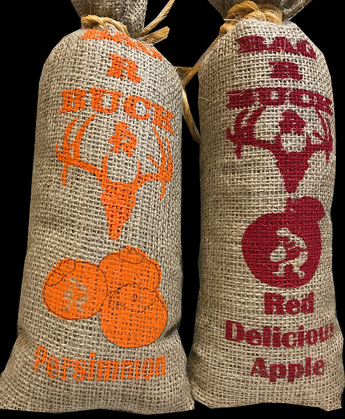 Persimmon & Red Delicious Apple Combo Packer Bag