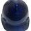 Thumbnail: Blue Kandy Carbon Fiber MSA V Guard Cap Style