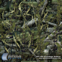 WTP-440 Fishouflage-Walleye