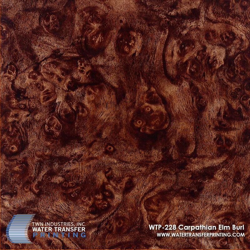 WTP-228 Carpathian Elm Burl
