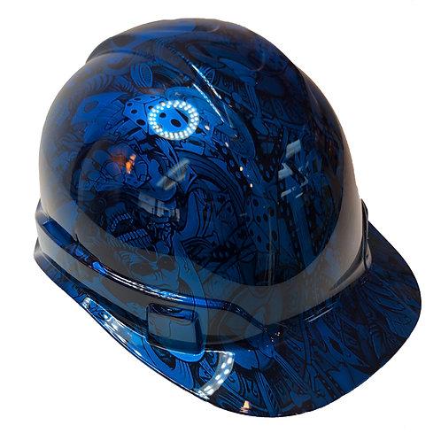Kandy Light Blue Gambler Ridgeline Cap Style