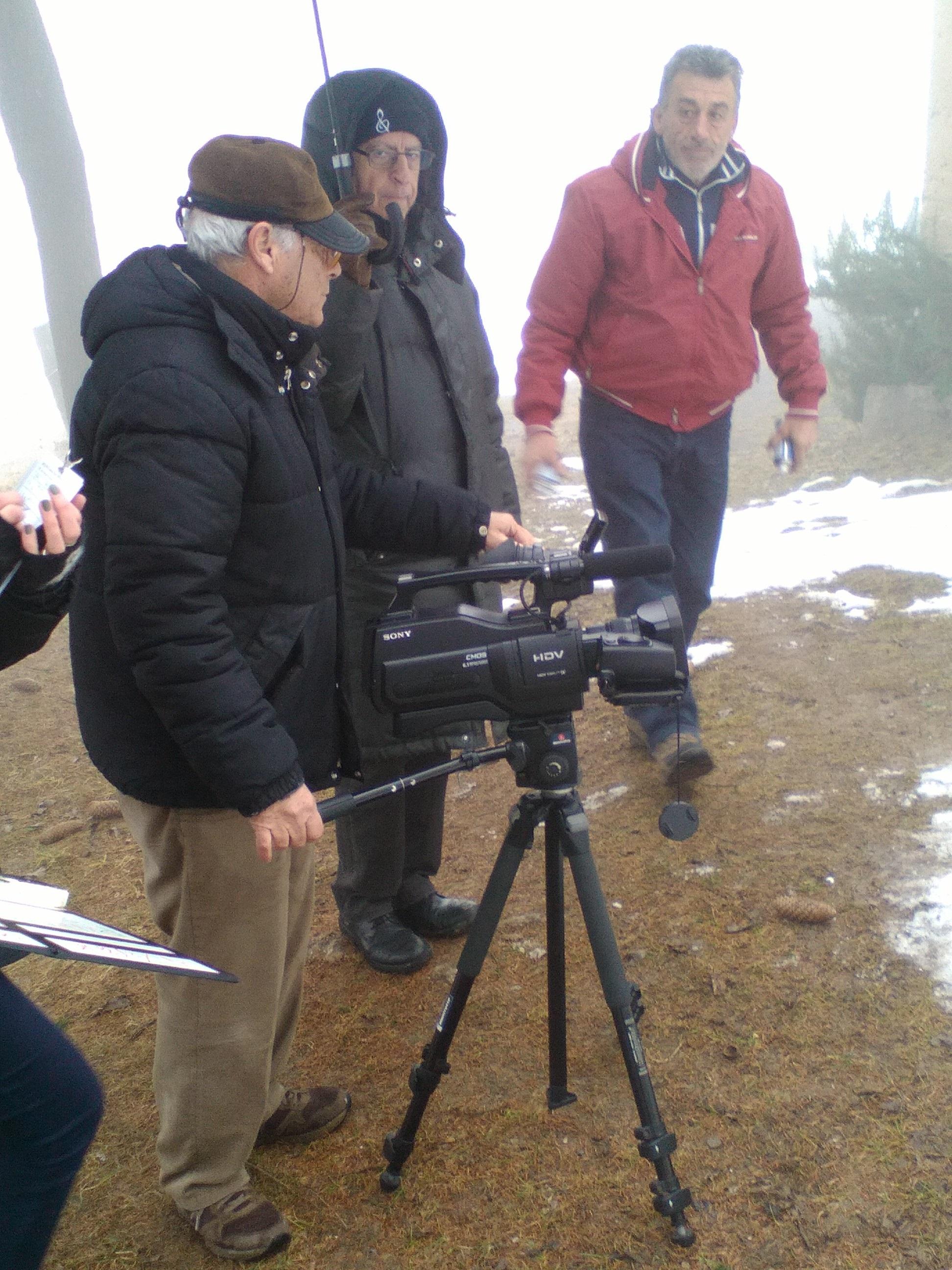 Instancabile regista
