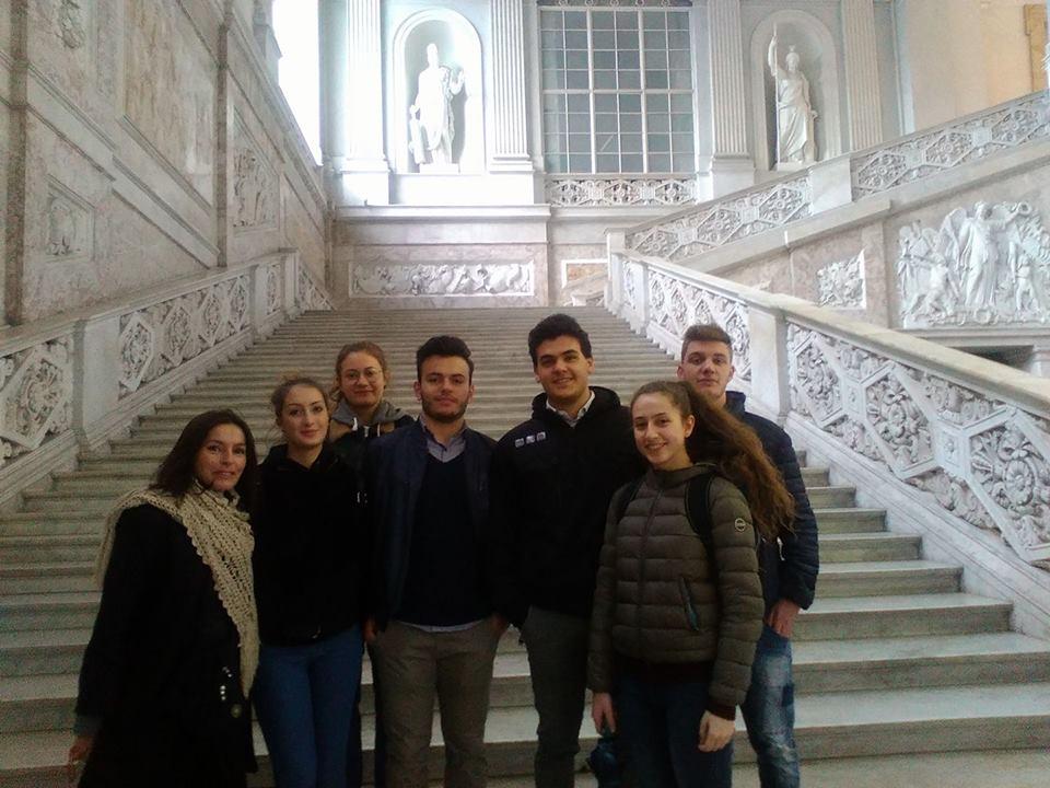 premiazione Napoli palazzo Reale per Pal
