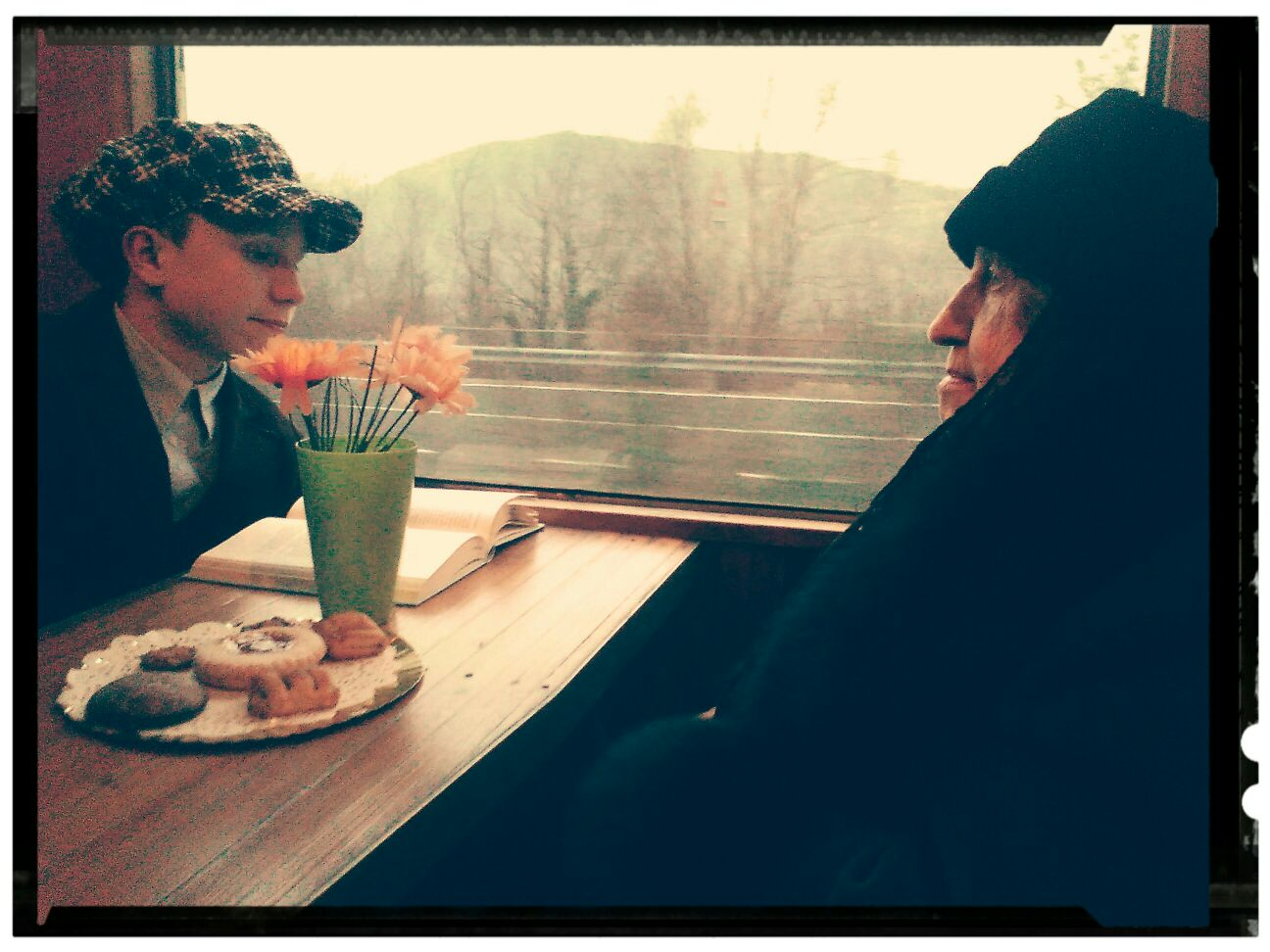 Generazioni in treno