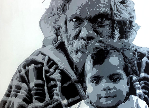 Cyril & Grandpa