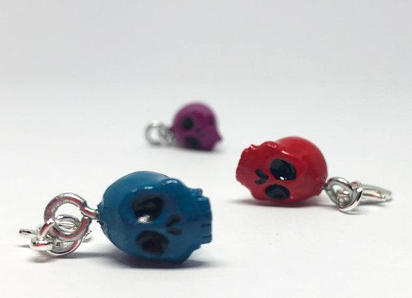 Skull ZipperPull / Keyring