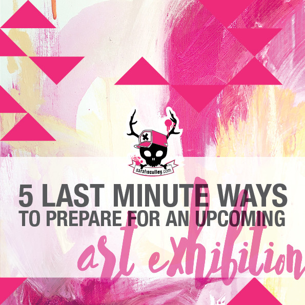 Abstract art 5 ways to prepare for art exhibition