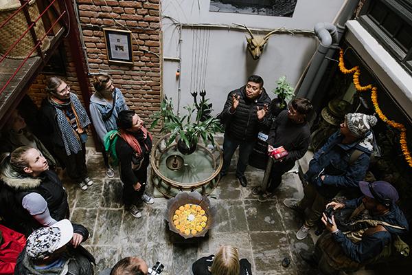 Local Patan cultural tour
