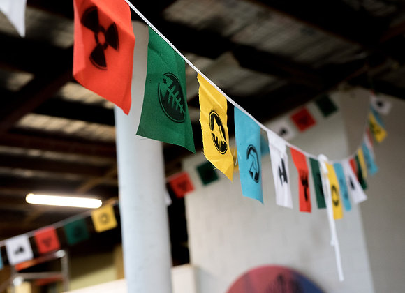 Climate Change Prayer Flags