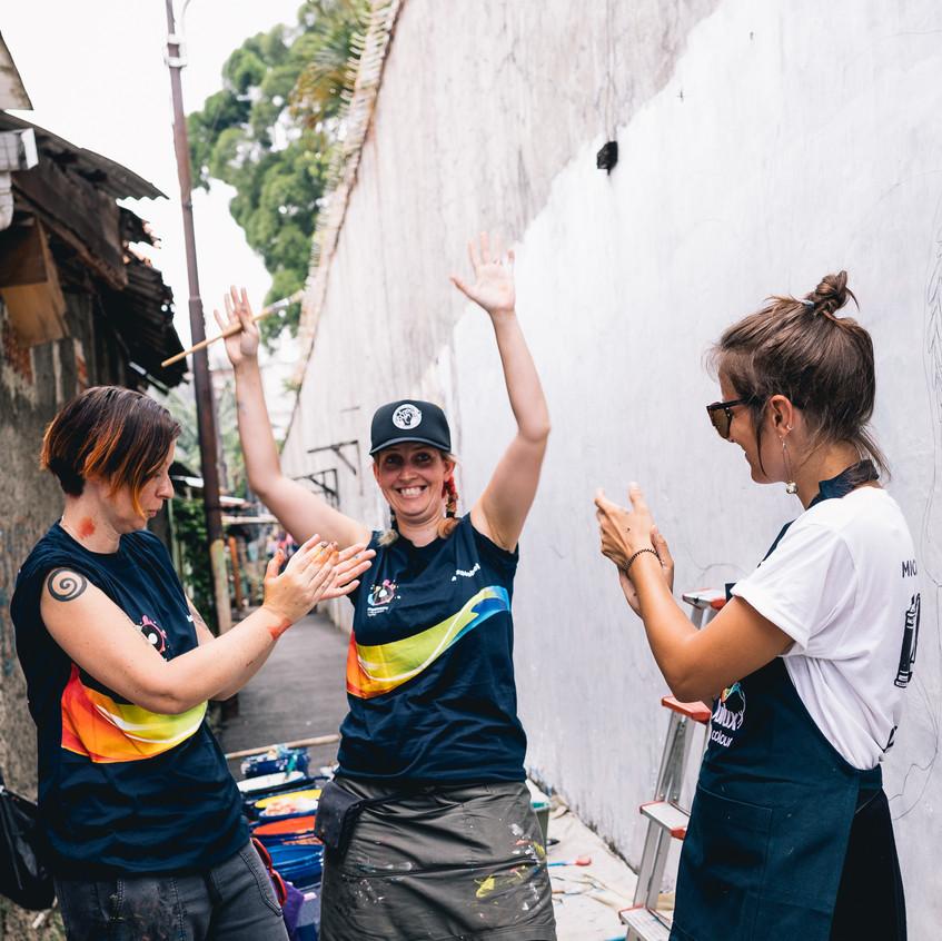 Women on Wall