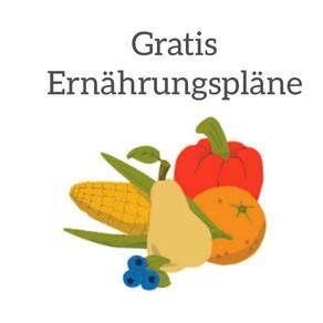 Ernährungsplan- Tagesplan- vollwertige pflanzliche Inspirationen  #Ernährungsplan