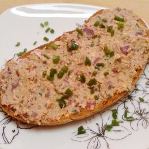 Lust auf LeberVurst-Brot?  Tofu-Kidney-Bohnenpaste ;) #vegan#pflanzlich#veganer Aufstrich/ Dip