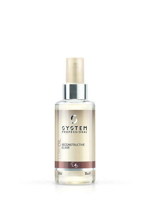 LuxeOil Reconstructive Elixir