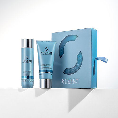 Hydrate Christmas Gift Set