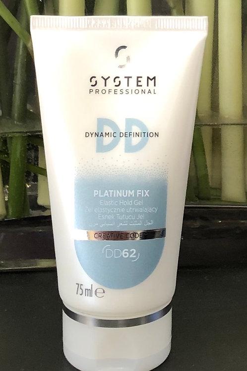 SP Styling Platinum Fix Gel