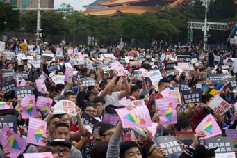 Marriage Equality Movement Update| 婚姻平權運動進度更新