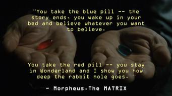 The Red Pill of Awakening