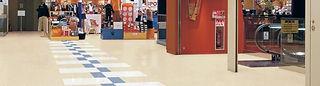 Коммерческое виниловое покрытие для офиса, больниц, школ, транспорта