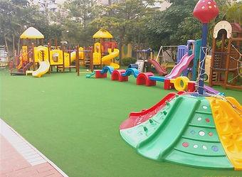 Газон для детских площадок