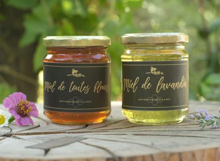 Nouveauté 2020 : du miel local pour la sauvegarde des abeilles