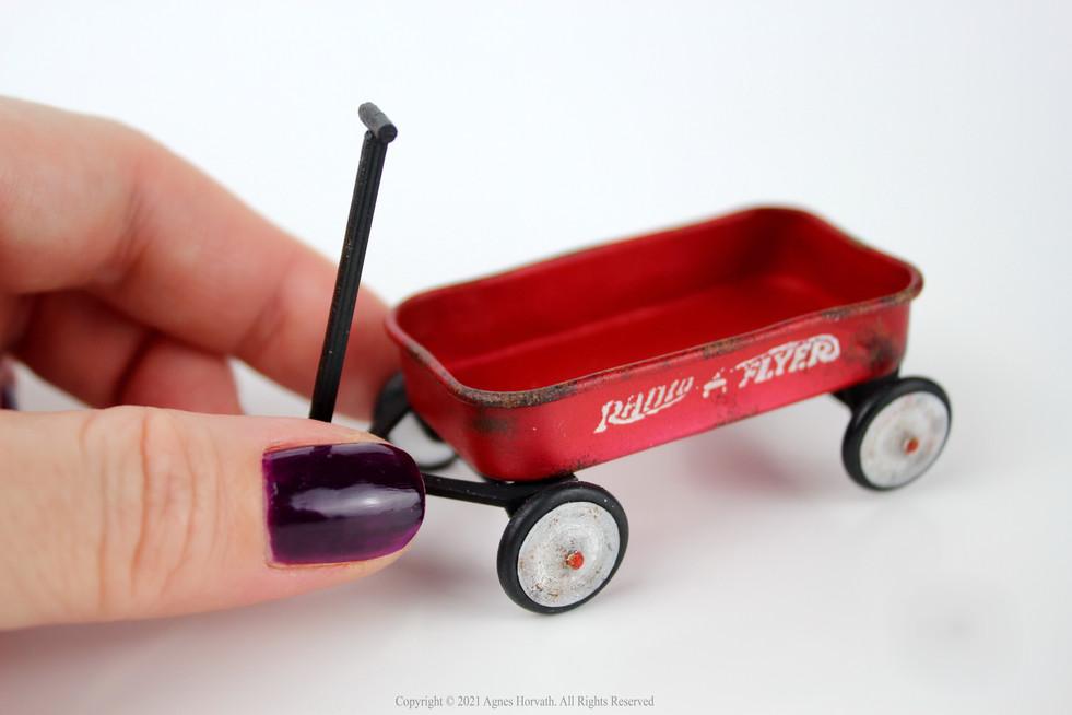 Rusty wagon (2020)