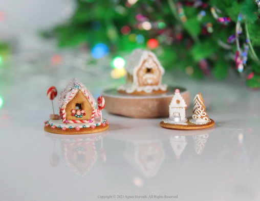Gingerbread Houses (2020)