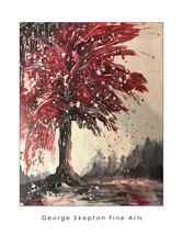 Life Tree - Acylic on canvas