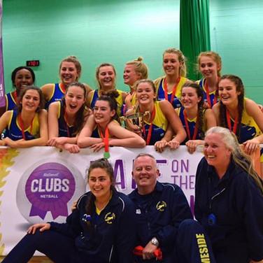 2015 U14 National Champions