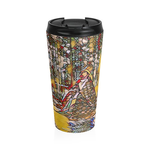 Pope Joan Stainless Steel Travel Mug