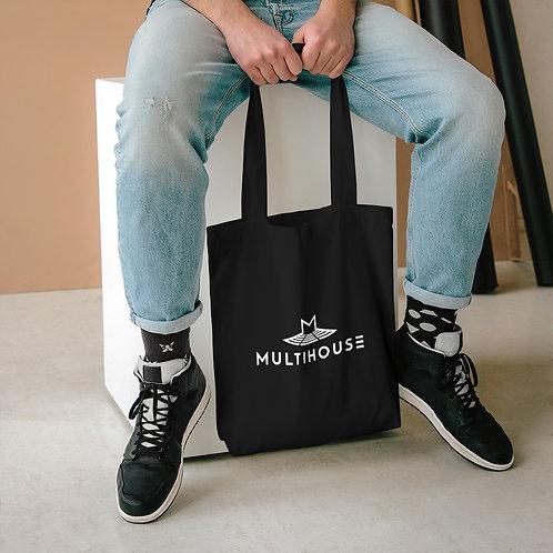 Multihouse Cotton Tote Bag