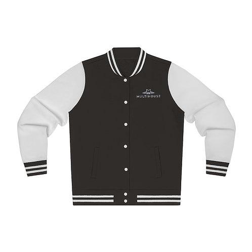 Multihouse Women's Varsity Jacket